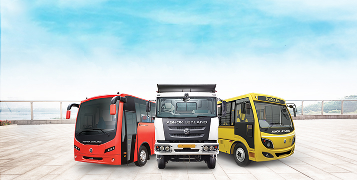 Ashok Leyland Ltd - Automobile Manufacturing Company in India