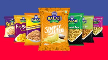 Balaji Wafers & Namkeens - One of Indias leading snack-food Manufacturers and Distributors