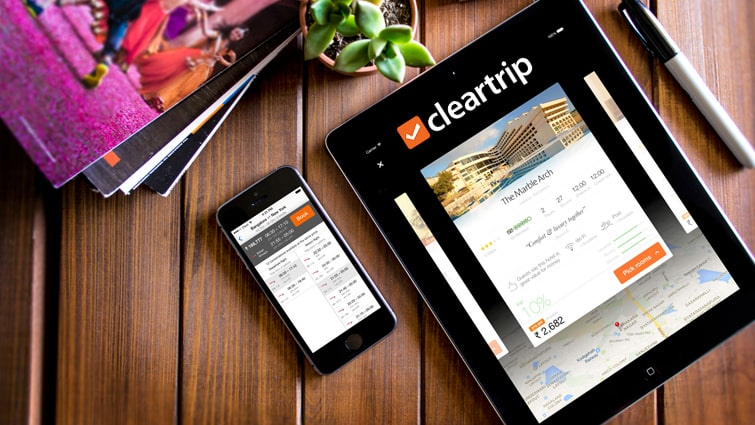 Cleartrip online travel company - Book your flights, train tickets, and hotel reservations