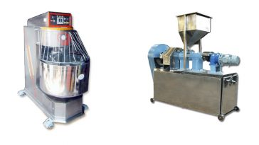 Dynamech Engineers - Namkeen Making Machines Manufacture & Exporter in Indore
