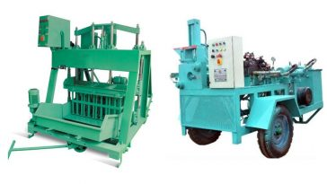Hanje Hydrotech - Bricks Making Machine and Briquettes Making Machine Manufacturer in Mumbai