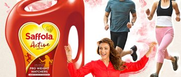 Why Saffola Active Oil is Good For Heart