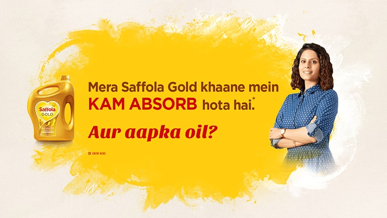 Why Saffola Gold Pro Healthy Lifestyle Edible Oil is Best For Maintaining a Healthy Lifestyle