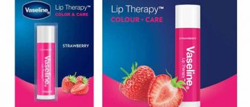 5 Tips to Keep Your Lips Beautiful with Vaseline Lip Color and Care Strawberry