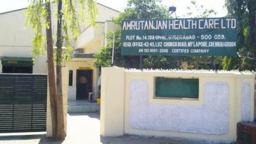 Amrutanjan Health Care Ltd