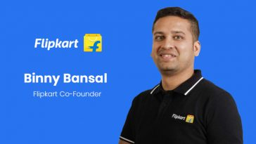 Binny Bansal - Flipkart Co-Founder