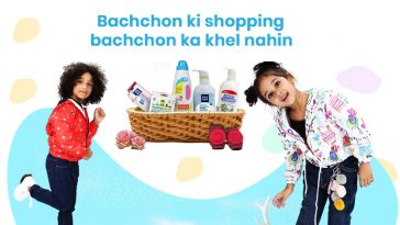 Buy baby care products from FirstCry