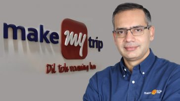 Deep Kalra - MakeMyTrip