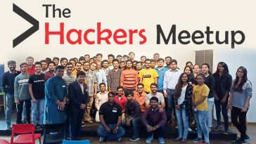 Hackers meetup in Ahmedabad