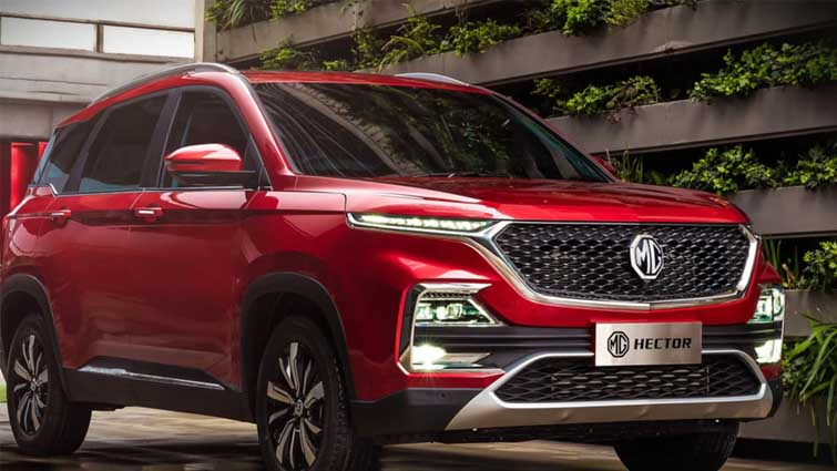 MG Motor India's plans to increase Sports Utility Vehicle - SUV Hector production by 30 percent
