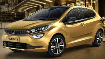 Tata Motors launches Altroz premium hatchback