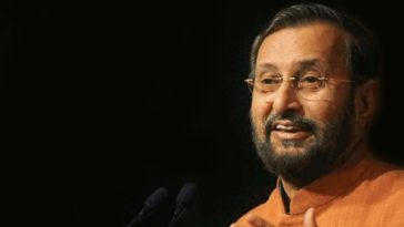 Union Minister of Information and Broadcasting Prakash Javadekar