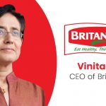 Vinita Bali - CEO of Britannia Industries