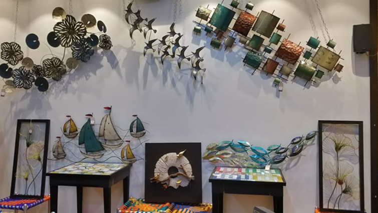 Artistic Products Exibition in Ahmedabad by Aartistik