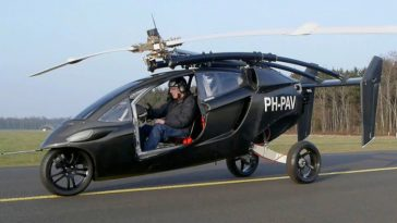 Flying car PAL-V