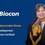 Kiran Mazumdar Shaw - Chairperson and Managing Director of Biocon Ltd