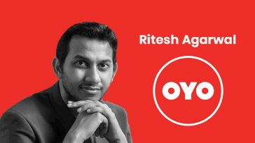 Ritesh Agarwal - Founder and CEO of OYO Rooms