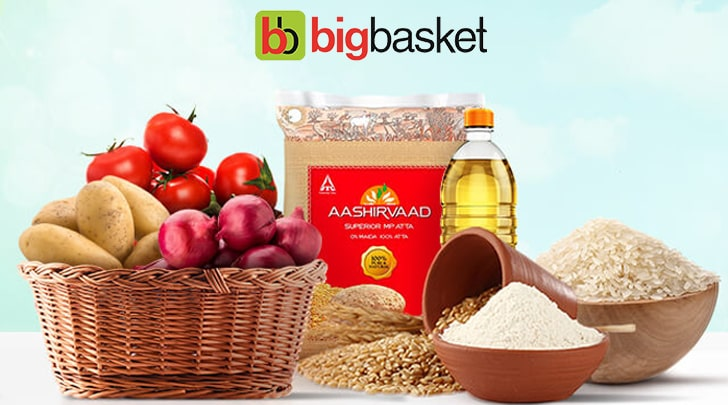 Bigbasket online food and grocery store