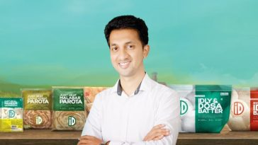 P C Mustafa - CEO & Co-founder iD Fresh Food