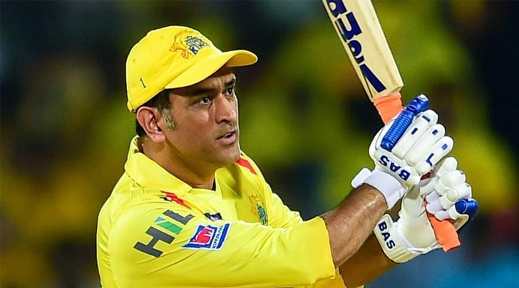 MS Dhoni in T20