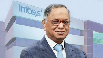 Narayana Murthy Co-founder of Infosys