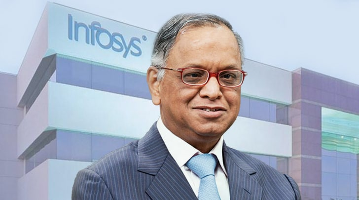 Narayana Murthy Co-founder of Infosys, Successful Indian Entrepreneurs