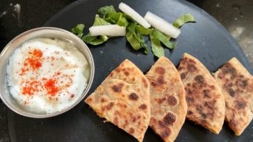 Recipe of Mooli Paratha