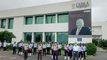 Cadila Pharma celebrates Independence Day