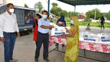 Cadila Pharmaceuticals Essential Kits Distribution