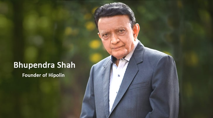 Bhupendra Shah - Founder of Hipoin