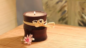 Wax Blend Candle