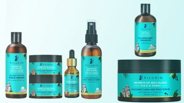 Pilgrim Beauty Products
