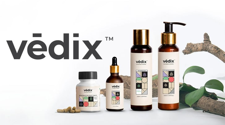 Vedix - Ayurvedic Customised Hair Care Regimen