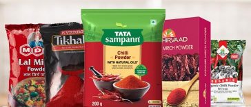 Best Red Chilli Powder in India