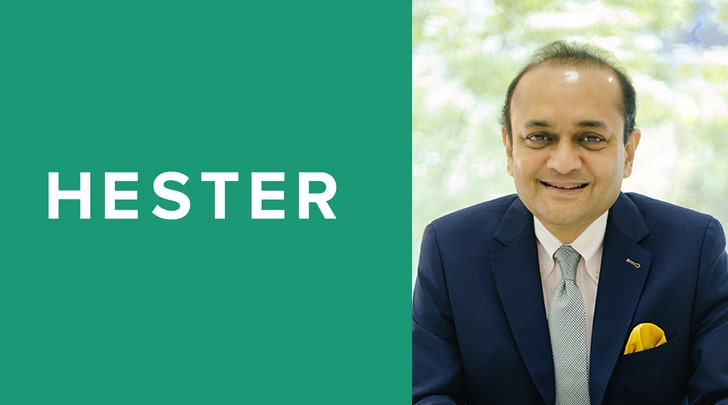 Mr Rajiv Gandhi - CEO - MD - Hester Biosciences Ltd
