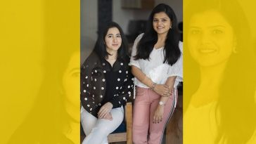 Rashi Bothra and Ruchi Gehani - Co-Founders and Creative Head of Azure Interiors