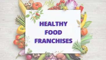 best healthy food franchises