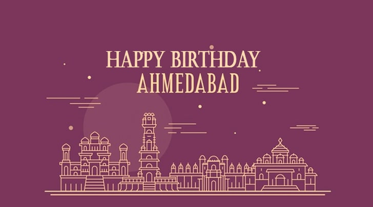 Ahmedabad Foundation Day