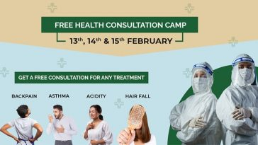 Ayushakti free health camp