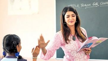 Lakshmi Manchu's Teach For Change