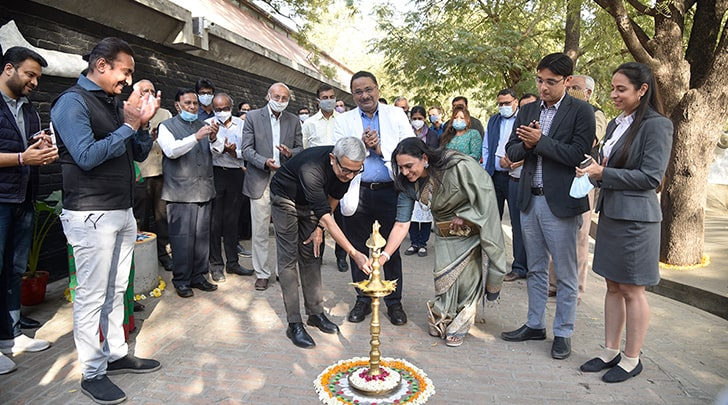NK Patel's photography exhibition inaugurated