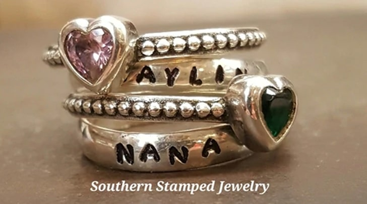 Southern Stamped Jewelry