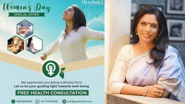 Ayushakti initiates free health consultation for Womens Day