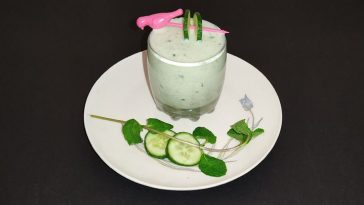Cucumber Buttermilk Recipe