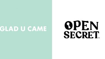Glad U Came - Open Secret