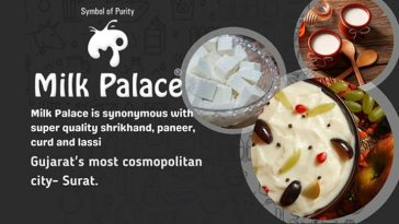 Milk Palace - Gujarat