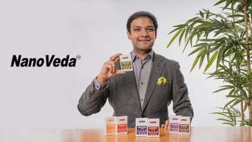 Rakshit Mehta - Technopreneur - Founder of Nano Veda