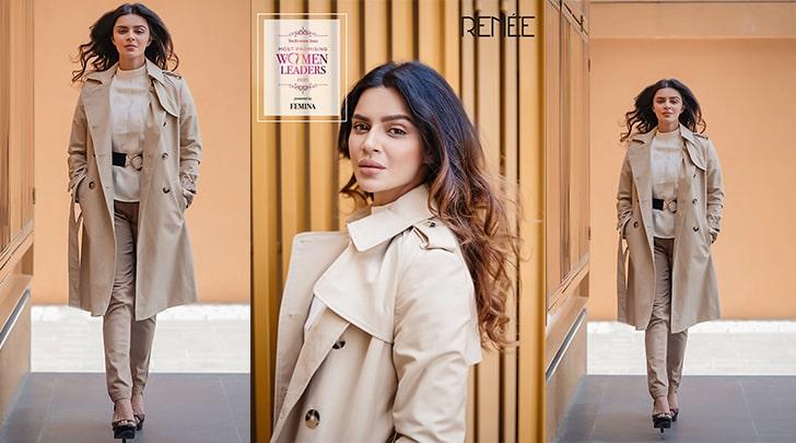 Aashka Goradi - Founder RENÉE Cosmetics