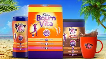 Cadbury Bournvita Health Drink