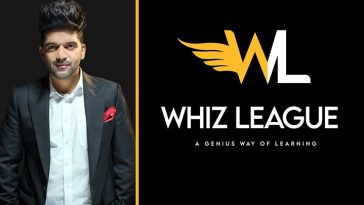 Guru Randhawa partners with Whiz League
